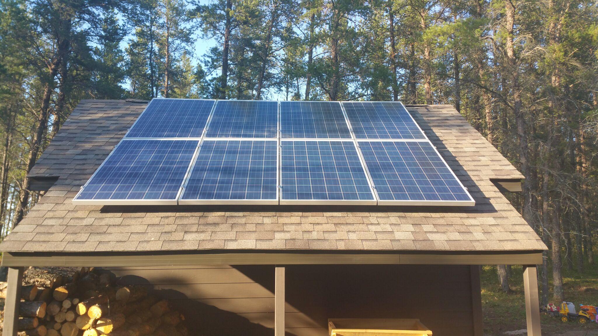 Og 3 9 Odin Package 3 9kw Solar 4 4kw Inverter 22kw