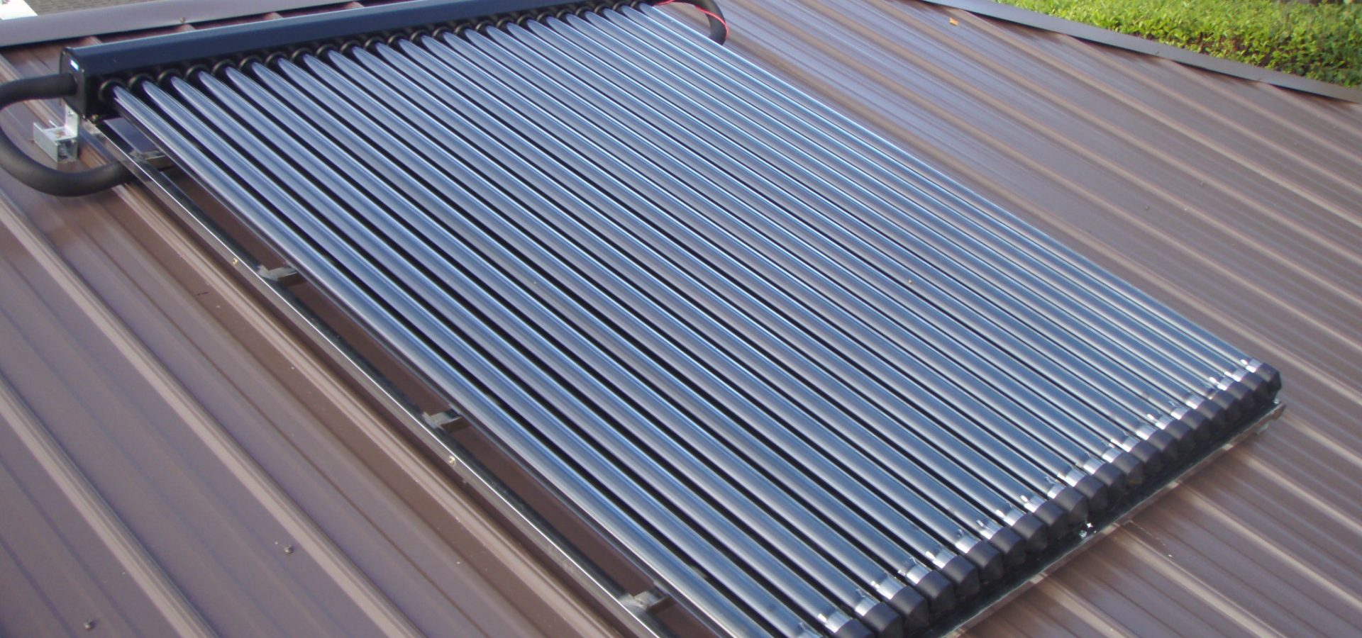 Solar Thermal to heat your Home, Car wash or Green house!